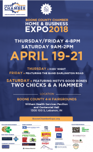 Boone County Chamber Home & Business Expo – Lebanon, Indiana
